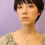 【銀座ANTERET】マッシュルームショート yoshida