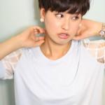 素髪キャップショート☆ yoshida