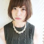 王道ショートボブ×マーメイドアッシュ☆【銀座ANTERET石川正人】