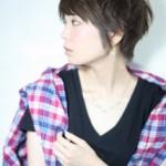 大人女性に似合うシンプルショート! yoshida