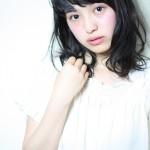 *黒髪ピュアミディアムボブ* yoshida