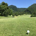 ゴルフと夏休みのお知らせ。