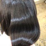 クセがおさまる!酸熱トリートメントで髪質改善!!